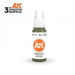 Alga Green 17ml - 3rd Gen Acrylic AK Interactive AK11152