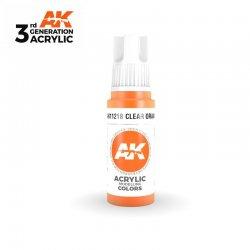 Clear Orange 17ml - 3rd Gen...