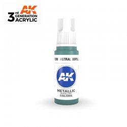 Astral Beryllium 17ml - 3rd Gen Acrylic AK Interactive AK11200