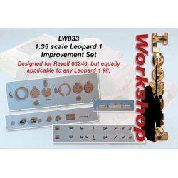 Leopard 1 Improvement Set,...