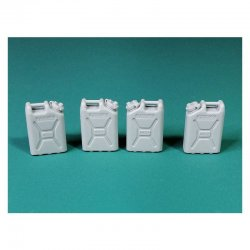 Modern US Army Water Canisters Set 2