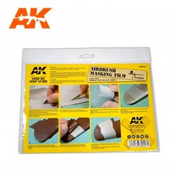 AIRBRUSHING MASKING FILM (2...
