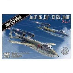"""Ju EF-126 """"Elli"""" / EF-127..."""