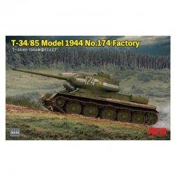 T-34/85 Model 1944 No.174...