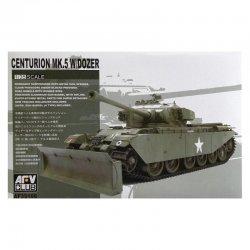 Centurion MK5 w / Dozer, 1/35