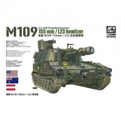 M109 155mm L23 howitzer, 1/35