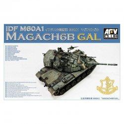 IDF M60A1 Magach 6B GAL, 1/35