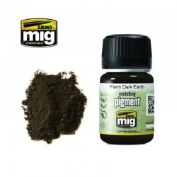 FARM DARK EARTH - Pigment 35ml