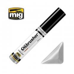 SILVER - Oilbrusher