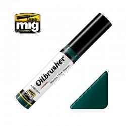 MECHA DARK GREEN - Oilbrusher