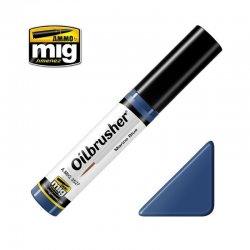 MARINE BLUE - Oilbrusher