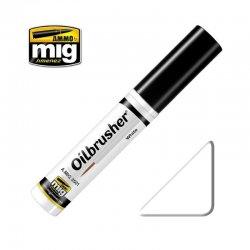 WHITE - Oilbrusher