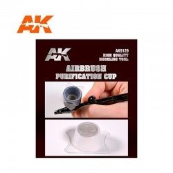 Airbrush mesh - Purifier