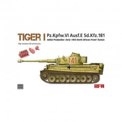 Tiger I Initial Production...