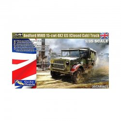 Bedford MWD 15-cwt 4x2 GS,...