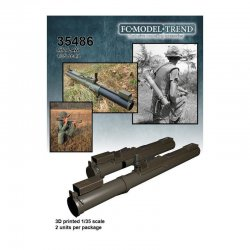 M72 LAW, scale 1/35