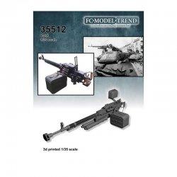 Soviet heavy machine gun...