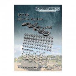 IDF AFV hooks and handles,...