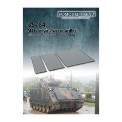 M113 mesh grilles, 1/35 scale