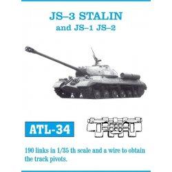JS-3 STALIN and JS-1 JS-2...
