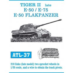 TIGER II late...