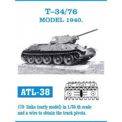 T-34/76 MODEL 1940 1/35...