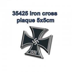 Iron cross 1939 plaque