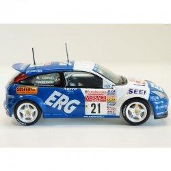 IXO FORD FOCUS RS WRC 1:43 ANDREUCCI SANREMO