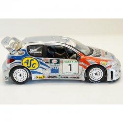 IXO 1:43 PEUGEOT 206 WRC 2001