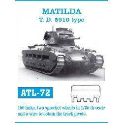 MATILDA T. D. 5910 type...