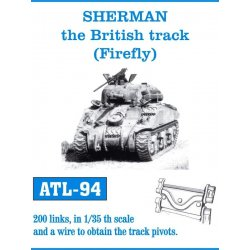 SHERMAN the British track...