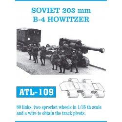SOVIET 203mm B-4 HOWITZER...