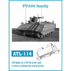 FV 432 family 1/35 metal...