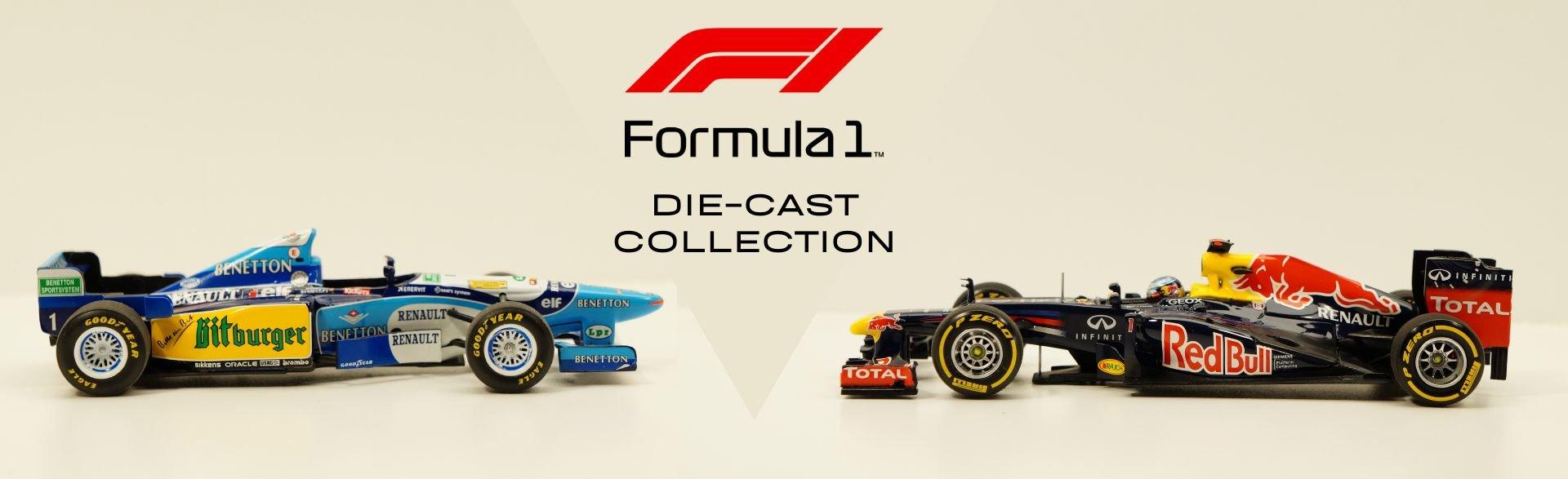 F1 DIE CAST
